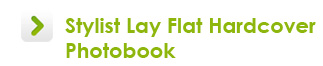 Stylist Lay Flat Hardcover Photobook